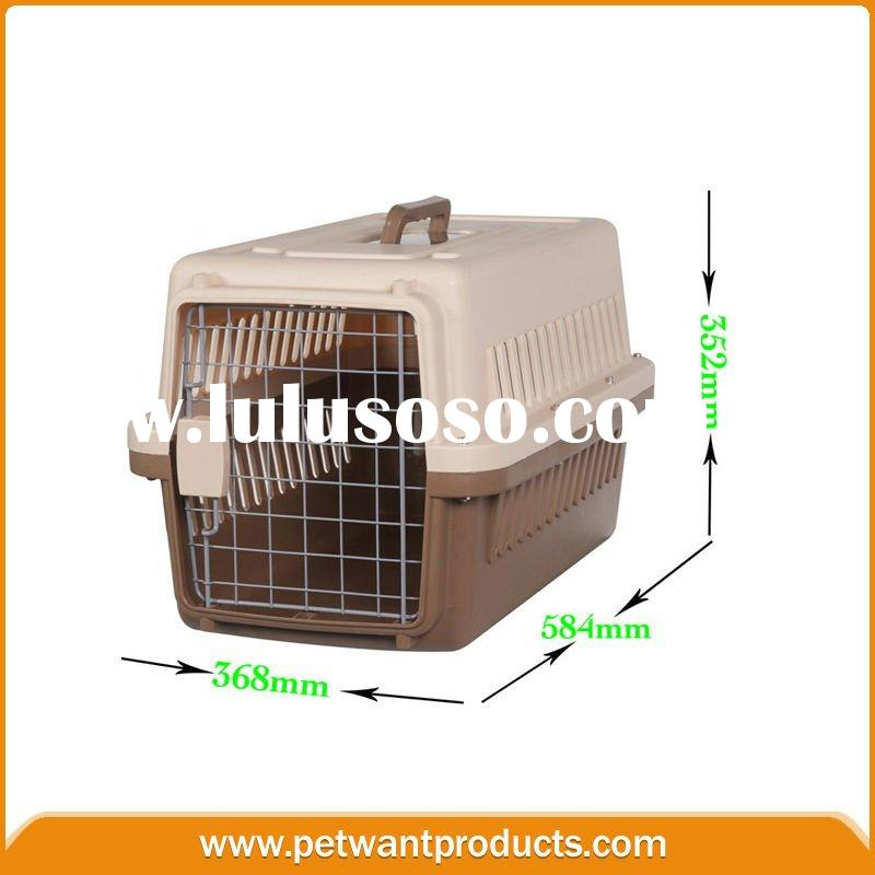 FC-1002Pet Transport Box For Cats Dog Run Kennel Dog Flight Travle Cage