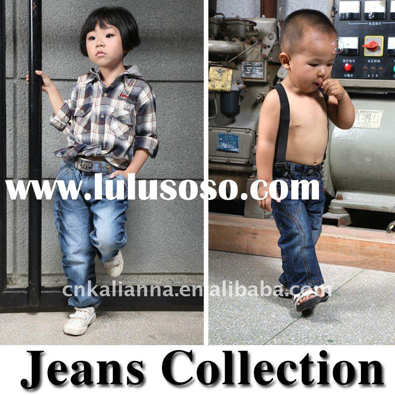 Fashion Jeans collection of boys kids wear 076