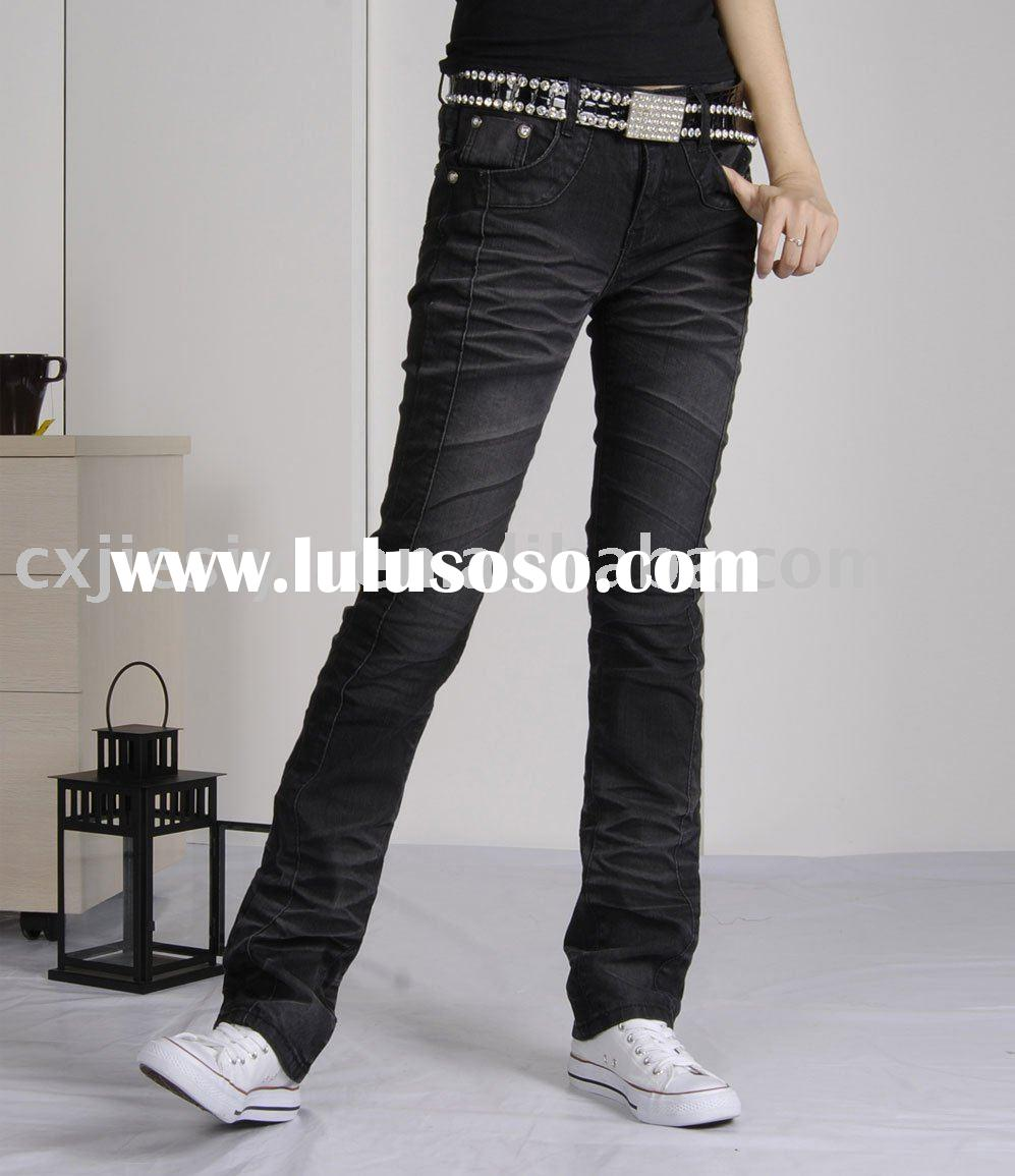 Fashion Women`s jeans trousers & fashion jeans trousers