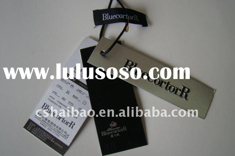 Design Clothing Labels Tags Fashion design paper clothing