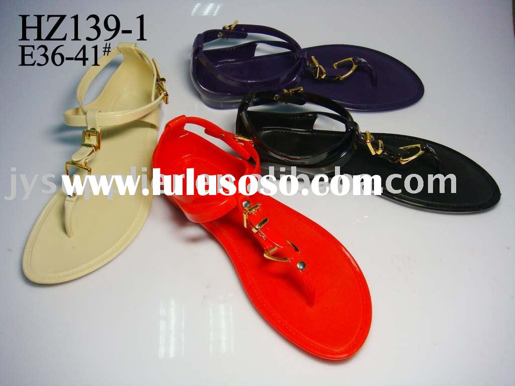 Fashionable&durable flip flop sandals for women 2011