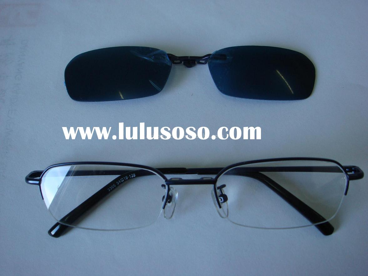 Fashional Clip on sunglasses from Japan (Z-807).