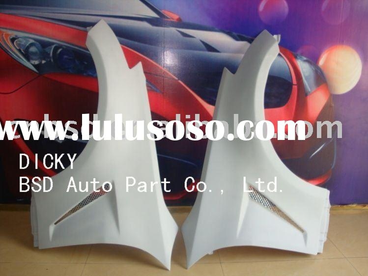 Fender /Body Kit for Nissan 350Z of the F1 Style