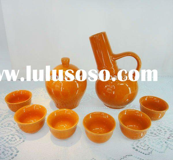 Fine porcelain arabic tea coffee cup set