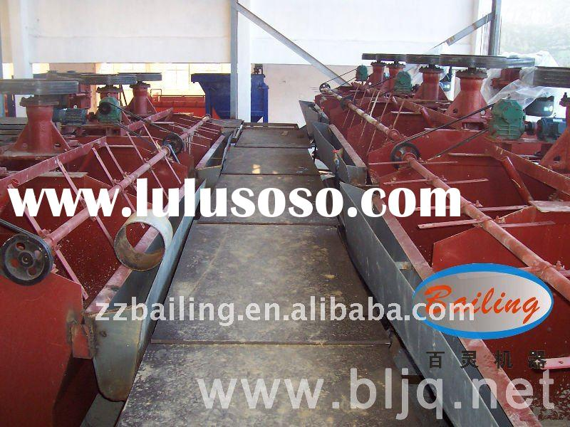 Flotation machine Copper ore production line popular in Philippines