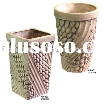 Flower Pot & Planter fiber glass polyresin crafts