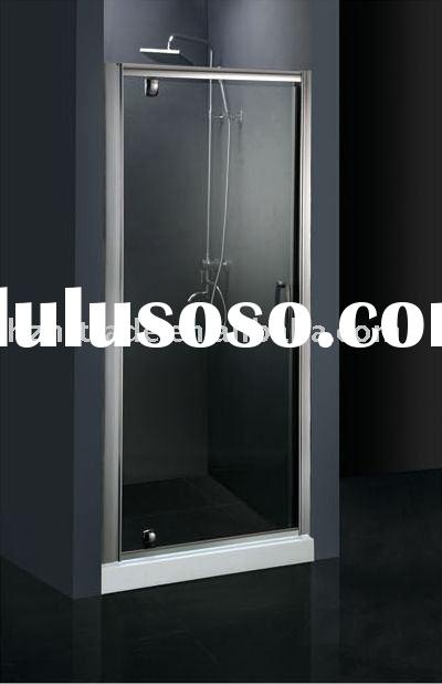 Folding door tempered glass shower door/screen HTSE-1023