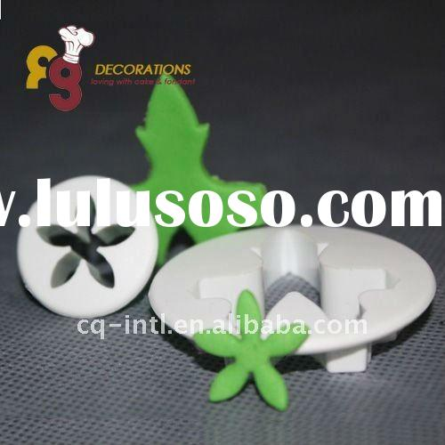 Fondant/ Pastry Cake(sugarcraft) Decorating cookie cutter--stereoscopic feelings(new)
