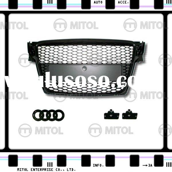 For AUDI A4 B8 Front Grille 08-ON Car Body Kits