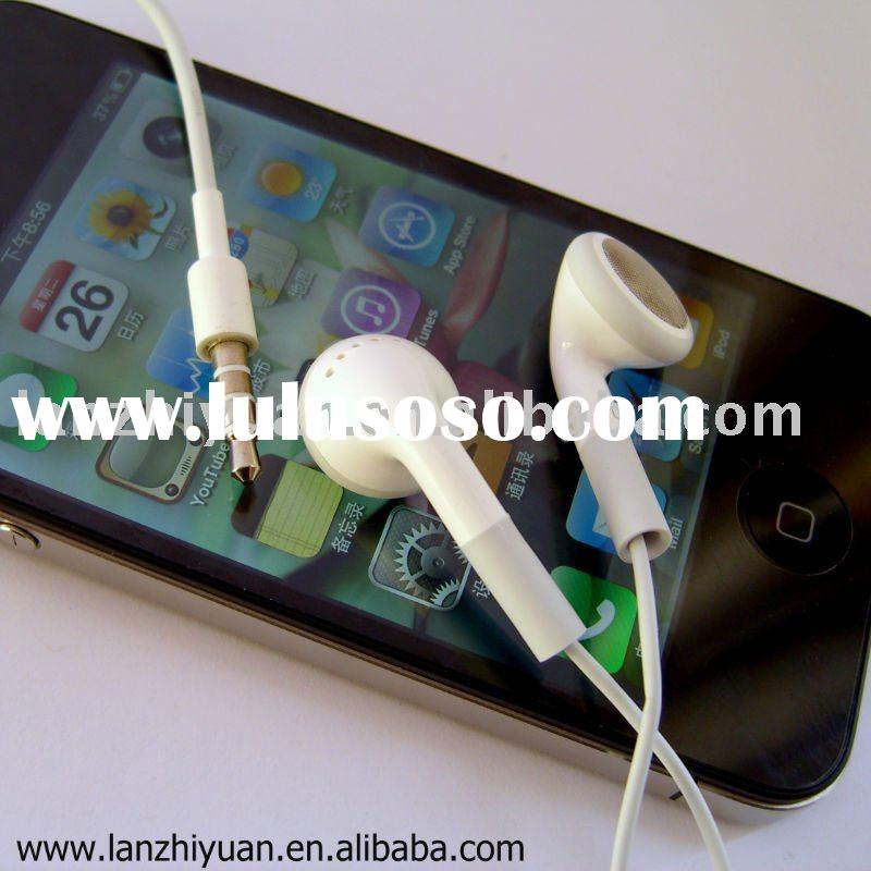 For Apple for iPhone earphone with Remote and Mic