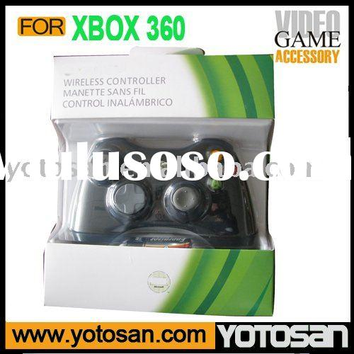 For game pad xbox360 xbox 360 Xbox LIVE wireless controller joystick