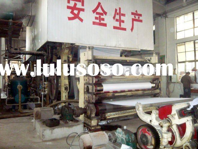 Fourdrinier and Multi-cylinder Newspaper Printing Paper Making Machine