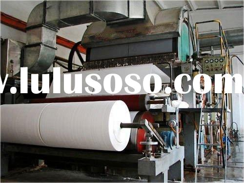 Fourdrinier -multi cylinder A4 paper making machine(2640mm production line)