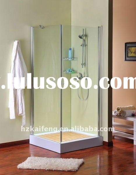 Frameless Pivot Glass Shower Door