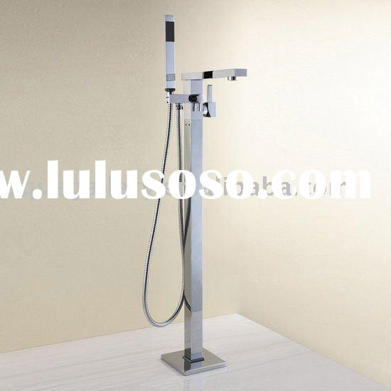 Free Standing Bathtub and Bath Shower Mixer BF001