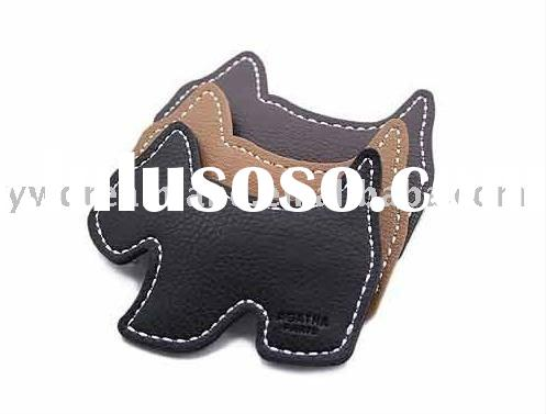 Free shipping~Dreamland Jewelry Fashion hair accessory Top Sell leather hair holder dog hair barrett