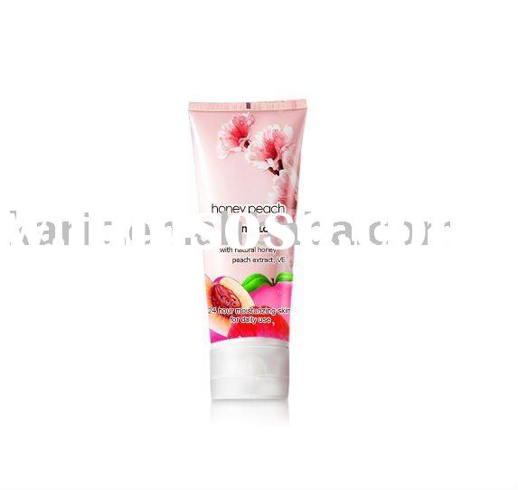 Fruits Honey Peach Natural Cosmetic Skin Care Hand & Body Lotion / Hand Cream 100ml