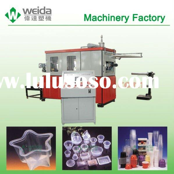 Full Automatic Cup Making Machine