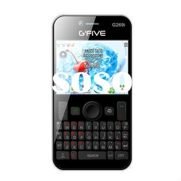 GFIVE G269i qwerty keypad mobile phone with TV dual camera
