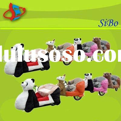 GM59animal toy train,kids toy train,walking toy ride