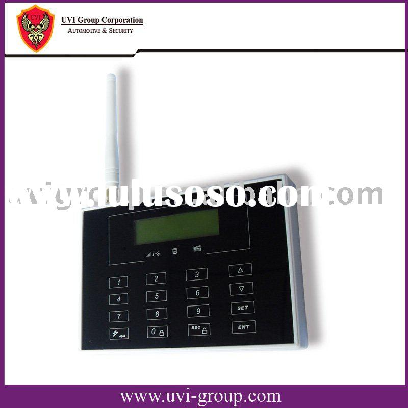 GSM Wireless Home Security Alarm System with Touch Screen and 29 wireless zones