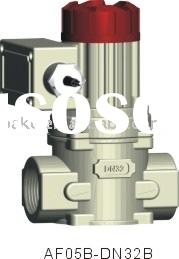 Gas valves (explosion proof, solenoid,remote shutdown on gas supply)
