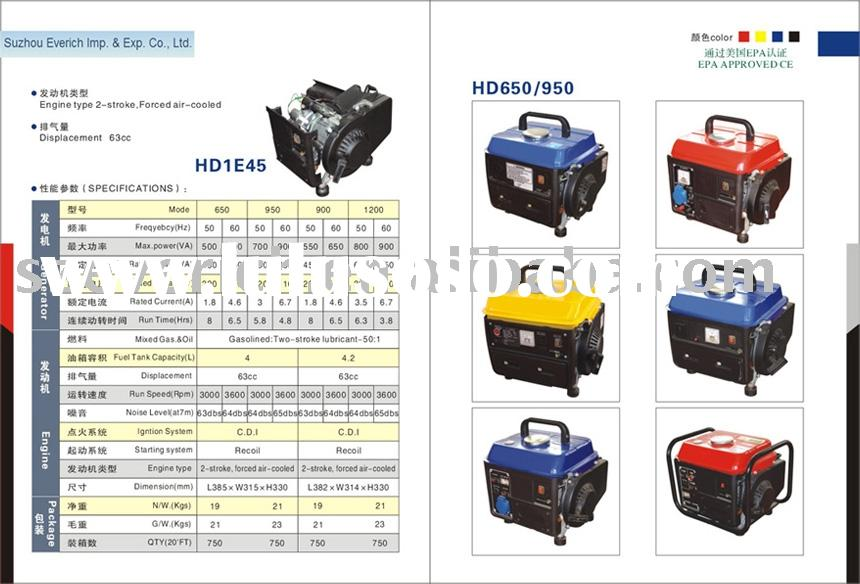 Gasoline generator, Diesel generator, Natural Gas/LPG generator & Engine, Water Pumps