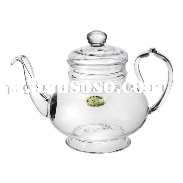 Glass tea pot/tea set