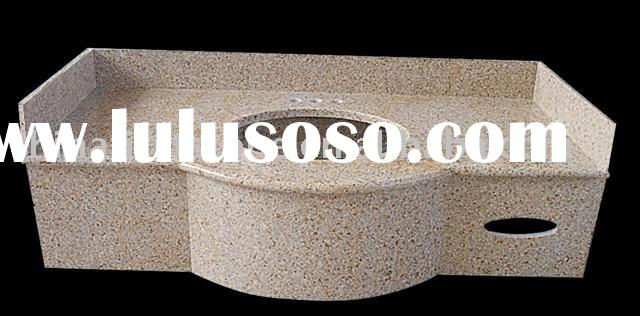 Granite Vanity Top BOWL VANITY SET