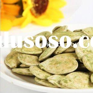 Green Tea Flavor/Roasted Pumpkin Seeds Snacks