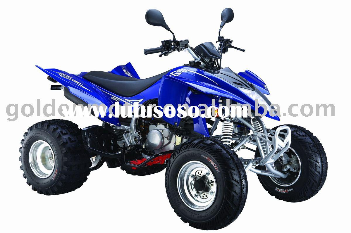 HDA250R-H 250cc EEC sports atv/quad atv/racing atv/china quad bike, 5 speed forward/1 reverse