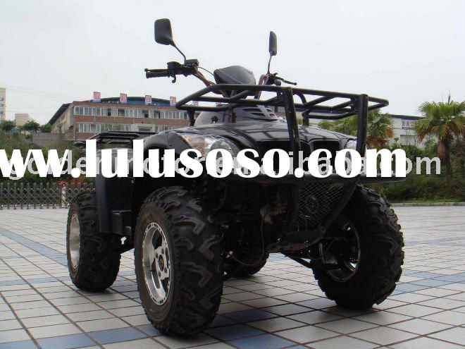 HDA300E-7A 300cc 4X4 full automatic EEC quad ATV/all terrain vehicle