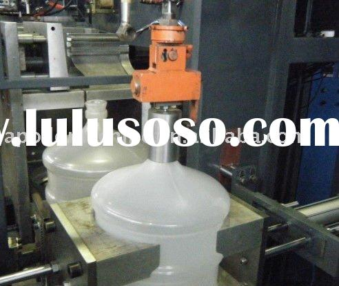 HDPE Plastic containers making machine