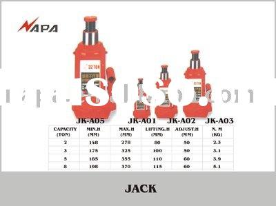 HEAVY DUTY CAR JACK