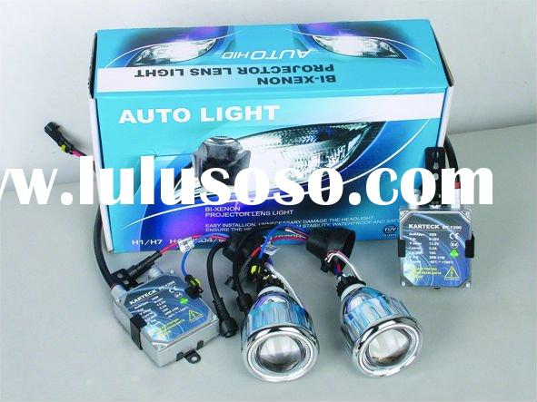 HID projector lens light 9005/9006 Bi xenon projector lens