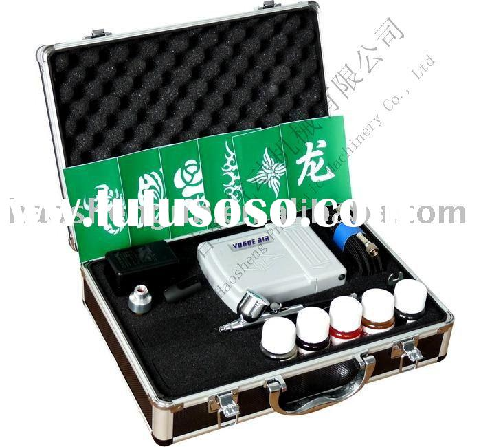 HS08AC-KA airbrush makeup kit