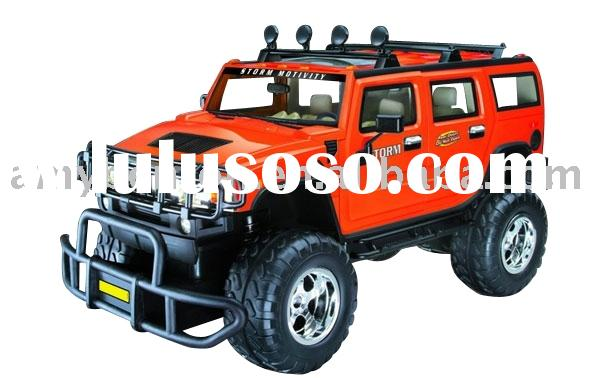 Hammer R/C Jeep, ,rc car ,r/c car ,remote control car ,toy car ,car toy ,radio control toy