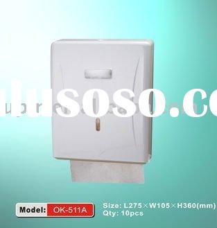 Hand Tissue Paper Towel Dispenser/N folding hand paper dispenser/C folded hand towel holder