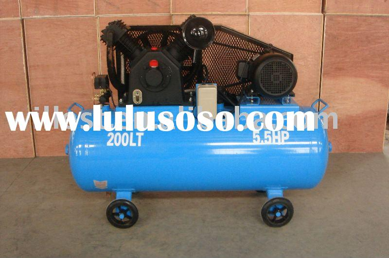 Heavy Duty Belt Drive Air Compressor