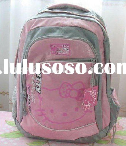 Hello kitty backpack primary and middle school students decompression big bag/bags School bag