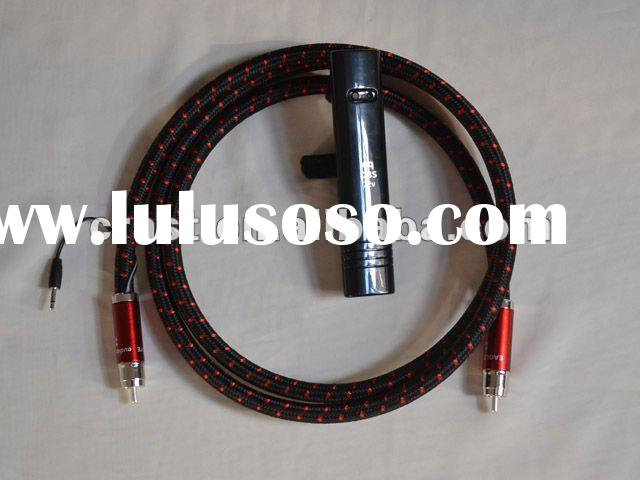 Hi fi rca audio Cables AQ Eagle Eye Digital Coaxial Cable with 72V DBS