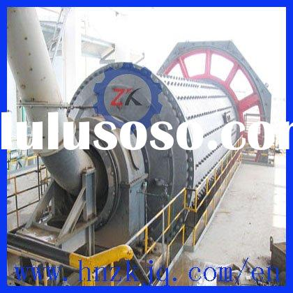 High Capacity Ball Mills For Iron Ore Dressing Line