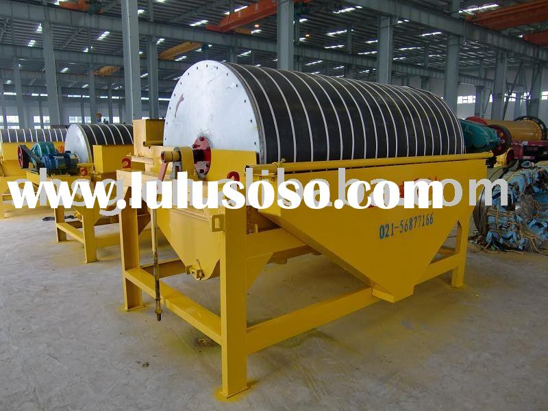 High Efficiency Magnetic Separator for iron and manganese ore from shanghai