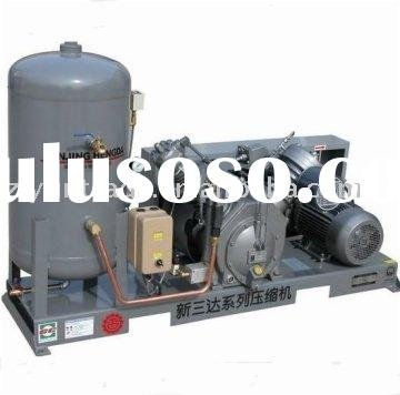 High Pressure Air Compressor Two stage