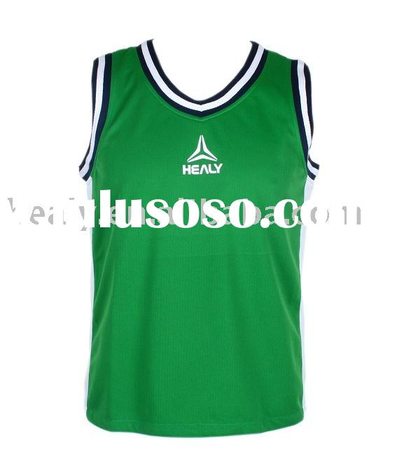 High Quality Basketball Uniform, Basketball Kit, Basketball Jersey, Basketball Shorts