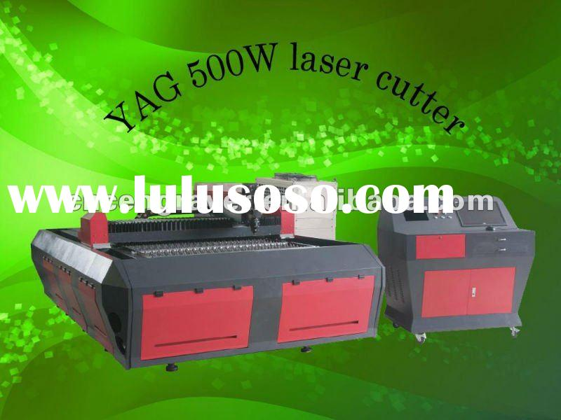 High precision laser cutting thin stainless steel
