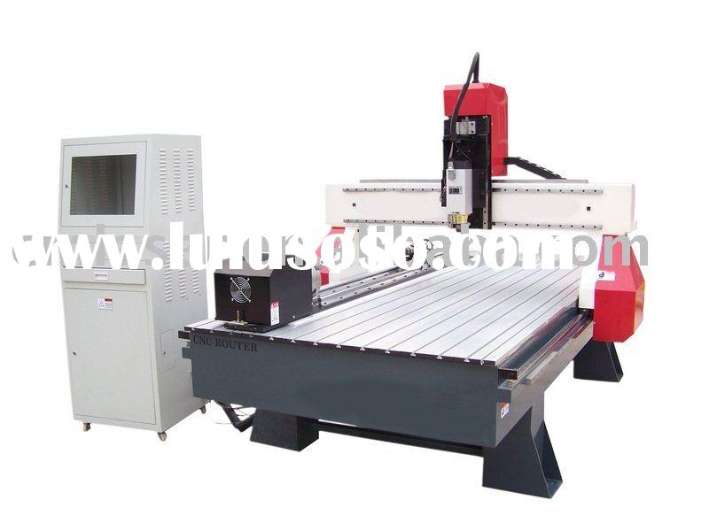 High precison and high speed cnc wood carving router