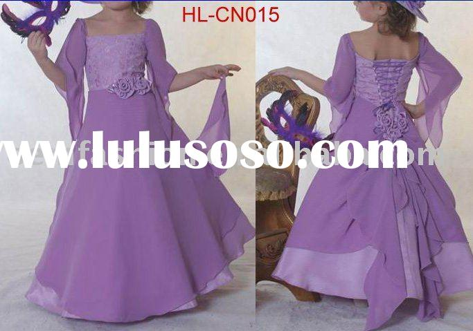 Hot Sale Flower Girl Dress HL-EN015