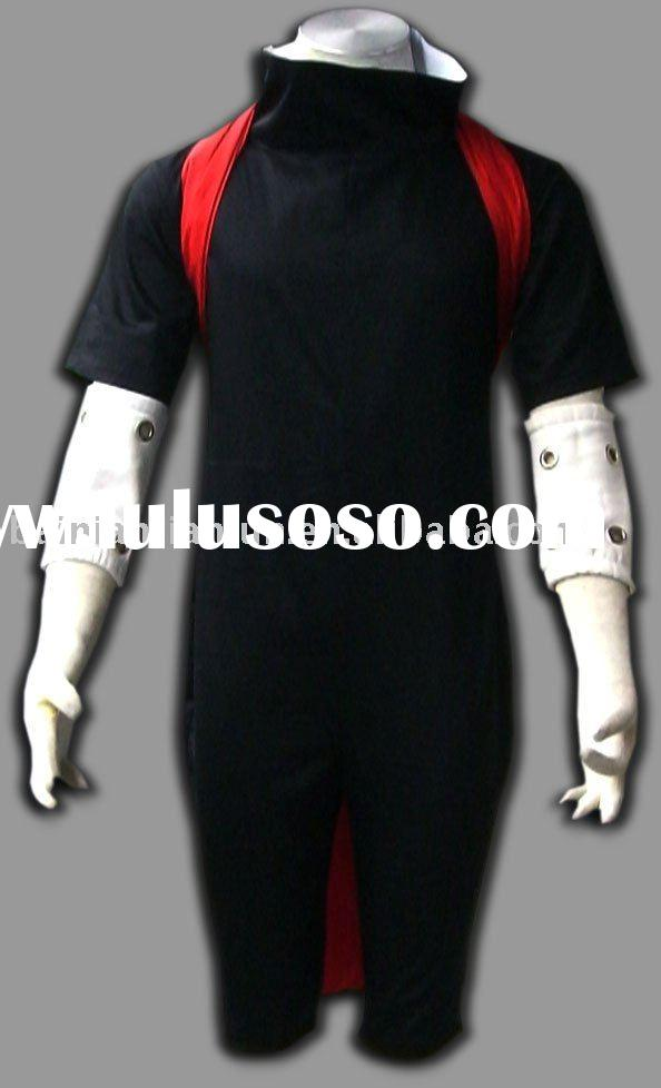 Hot-sell Japanese Anime Naruto Cosplay Costume