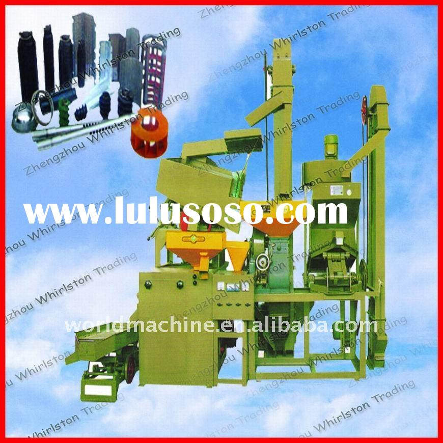 Hot selling rice grinding machine